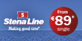 Ferries to Ireland with Stenaline for Shannon River Boat Hire