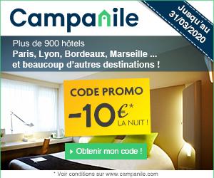 Restaurant Campanile Paris Nation 4 etoile