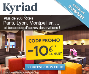 Location Chambre Double Hôtels Kyriad®‎