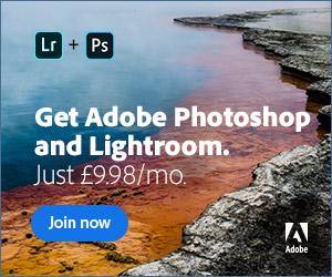 Adobe Creative Cloud Photography Plan