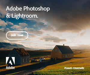 Adobe - Photography - Photoshop and Lightroom