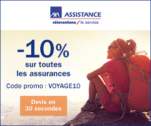 Agence AXA Travel insurance France