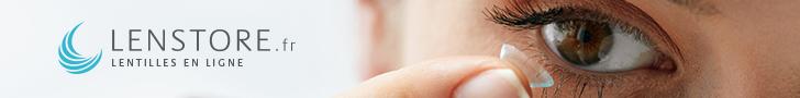 Lenstore - Lentilles de Contact
